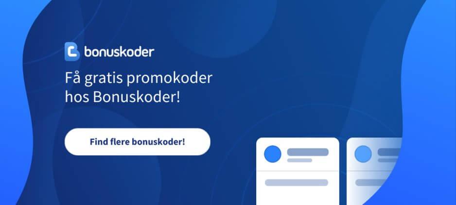 Bonuskoder Danmark