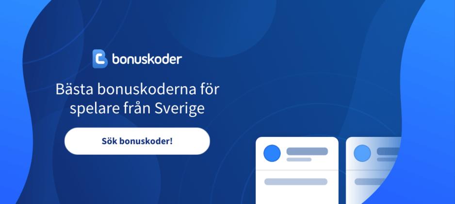 Bonuskoder Sverige