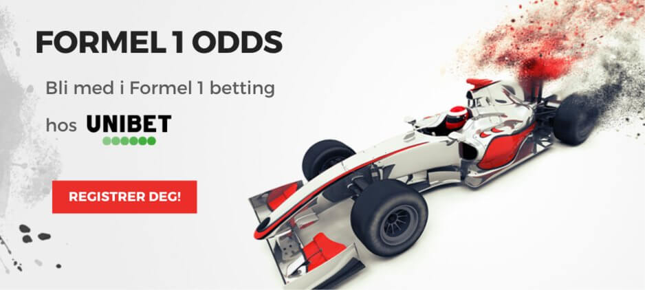 Formel 1 odds betting