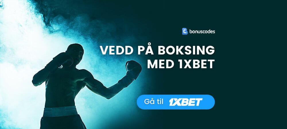 Boksing Betting med Live Stream