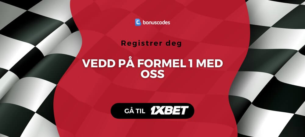 1xbet formel1 streaming online