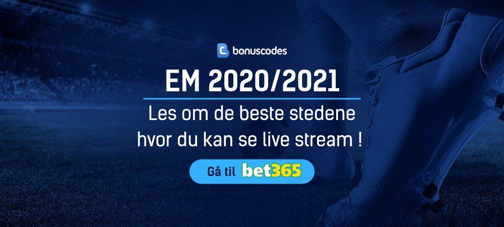 Bet365 em 2020 2021 stream
