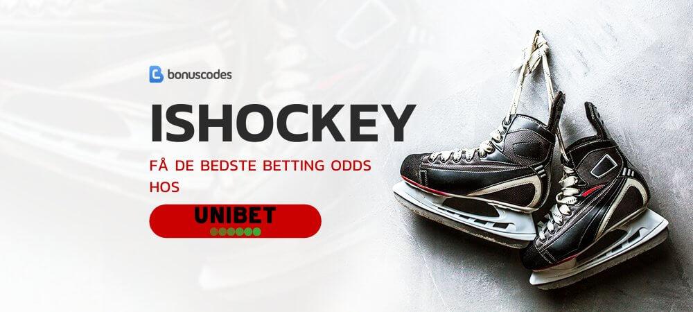 Ishockey banner unibet