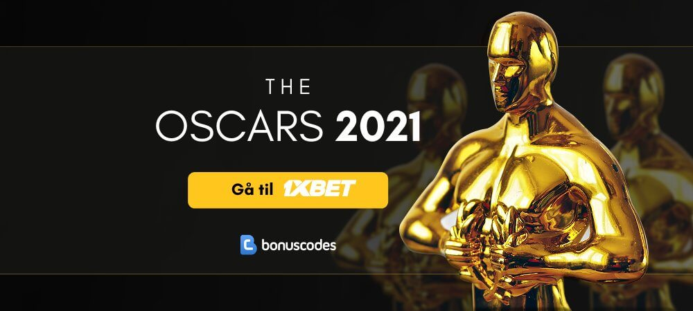 1xbet oscar betting odds