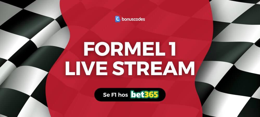 Hvor Kan Man Se Formel 1 Live Gratis?