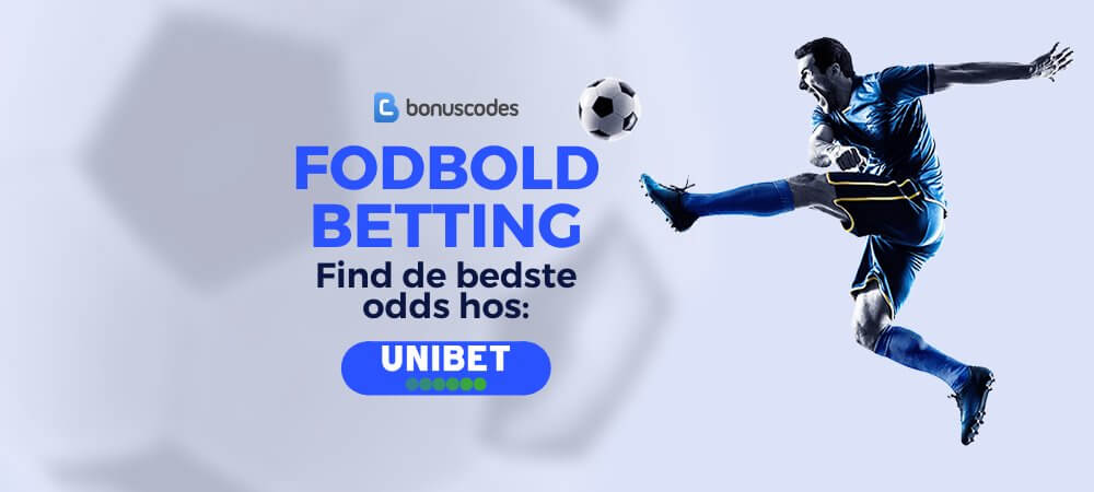 Fodbold bedste betting odds banner unibet