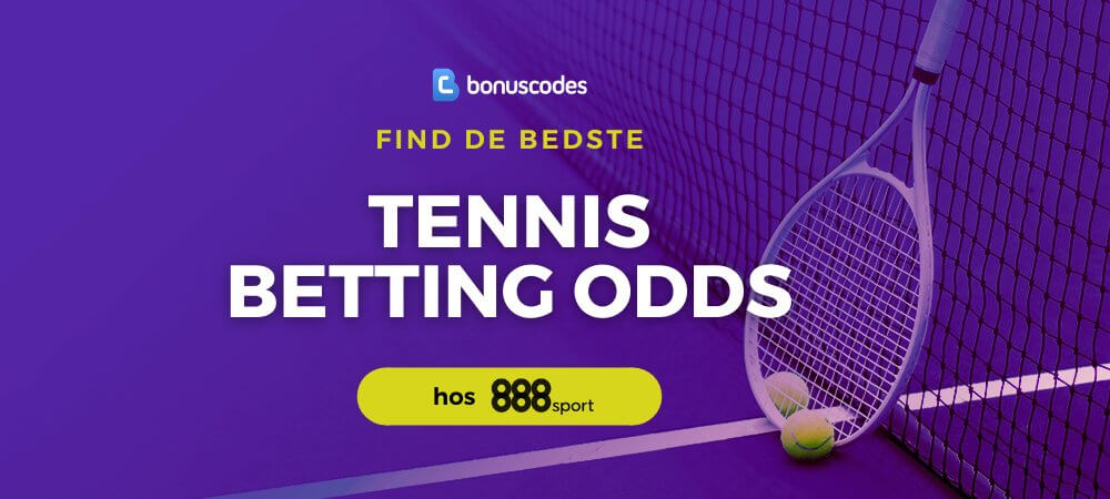 Tennis betting odds tips banner 888