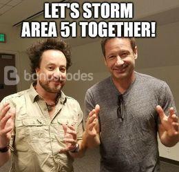 Area 51 funny memes