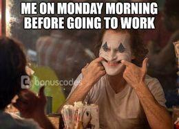 Before work memes