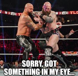 Something in my eye memes