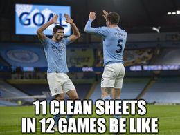 Clean sheets memes