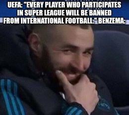 Benzema memes
