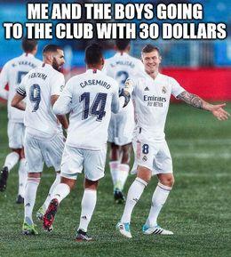 The club memes