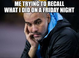 Friday night memes