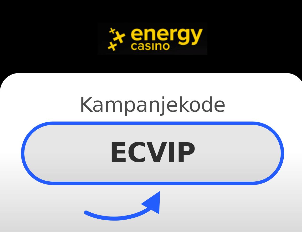 Energy Casino Kampanjekode