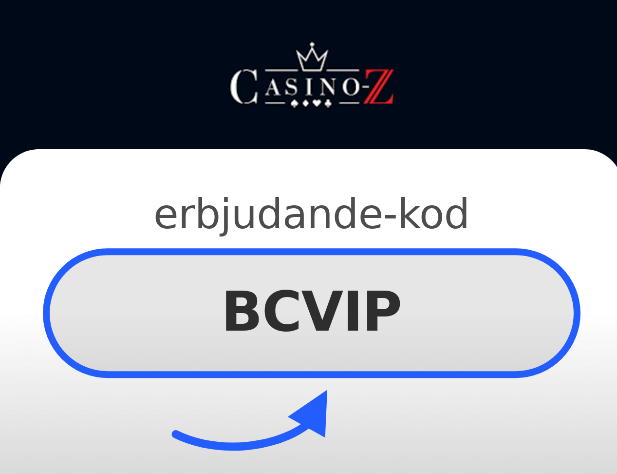 Casino Z Erbjudandekod